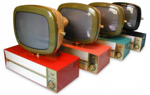 Formatervezett televíziók