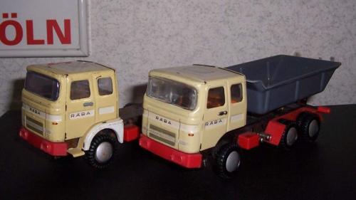 Lemezárugyári Rába kamionok