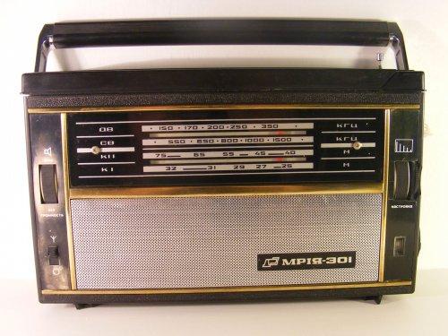Mrija rádió - 301