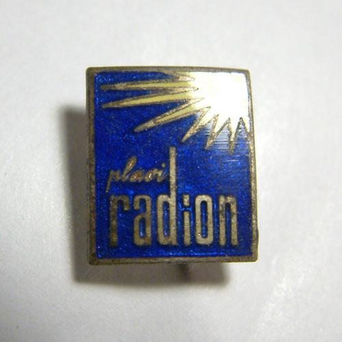 Radion mosópor jelvény