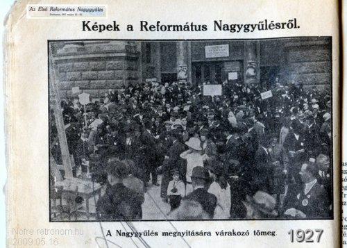 Első Református Naggyűlés
