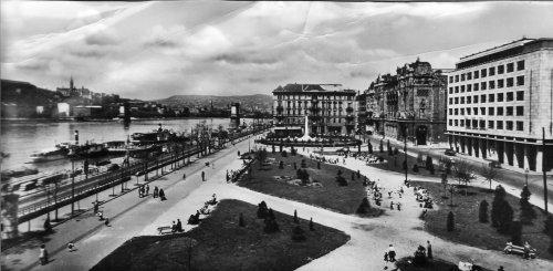 Budapest Duna-korzó