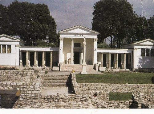 Budapest Aquincumi Múzeum