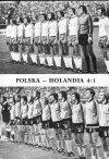 Lengyelország-Hollandia labdarúgó mérkőzés