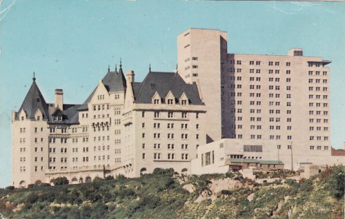 Edmonton Macdonald hotel