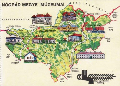 Nógrád megye múzeumai