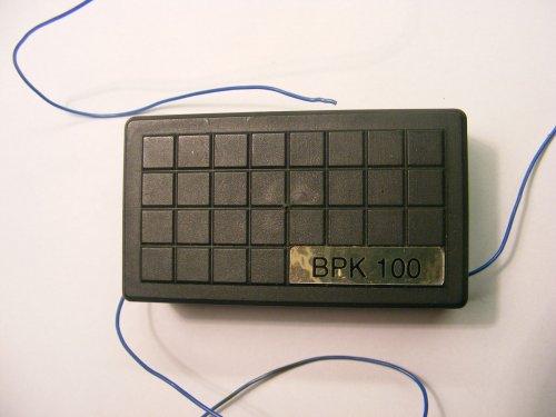 BPK 100 rádió konverter