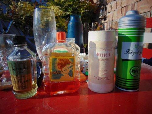 KHV termékei és egy orosz kölni