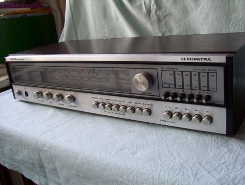 Videoton Cleopatra rádió RA-6380 S