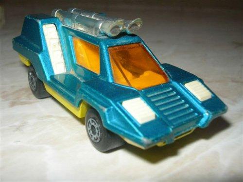 Matchbox Cosmobile