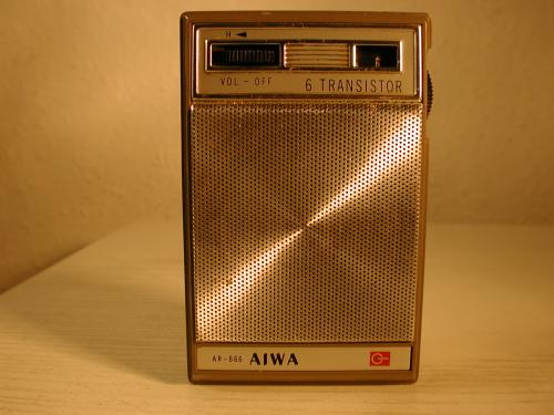 Aiwa rádió AR-666