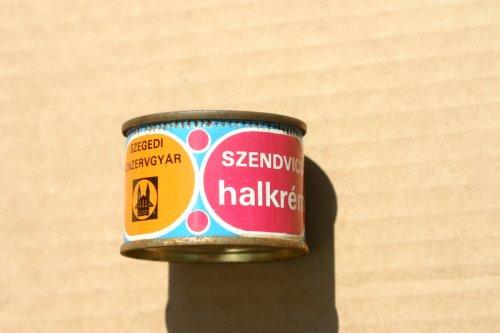 Szegedi Konzervgyár Halkrém