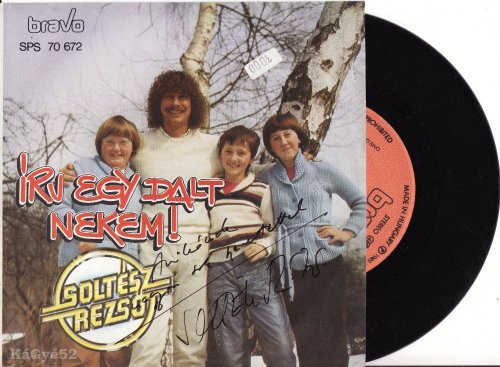 Soltész Rezső kislemez