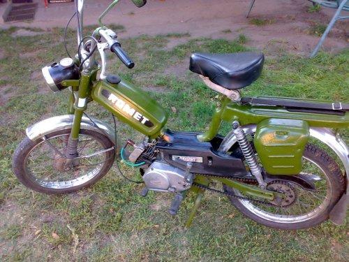 Romet Kadet motorkerékpár