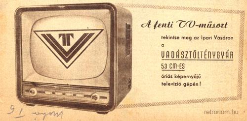Munkácsy televízió (AT-5931)
