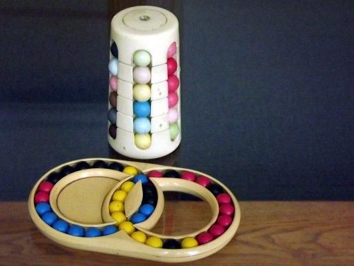 Rubik Bábel Torony és Varázs Gyűrű