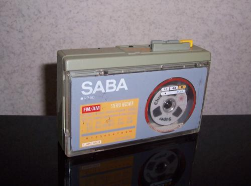 SABA walkman RP-60