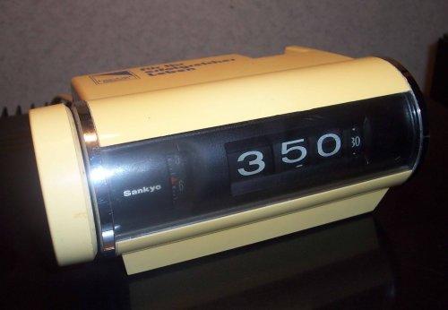 Sankyo Digital 401 óra