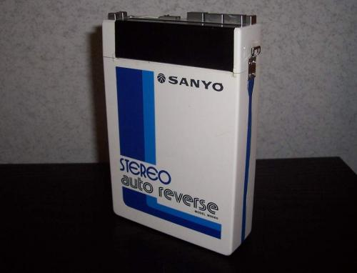 Sanyo walkman M6060