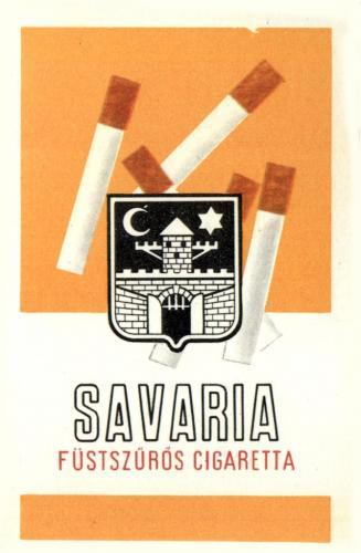 Savaria cigaretta