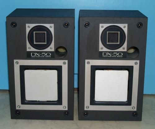 Seltron DX-50 hangdoboz