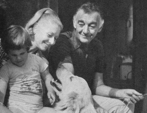 Sinkovits Imre és Gombos Kati