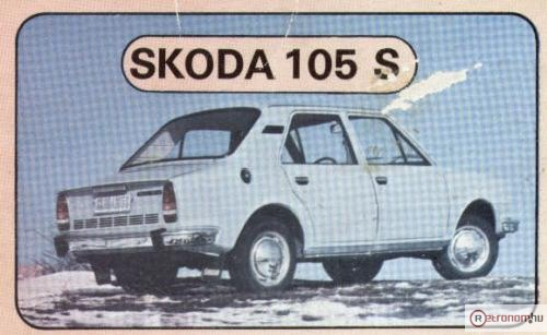 Skoda 105 S