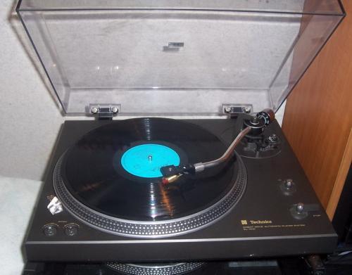 Technics lemezjátszó  SL-1410 DD
