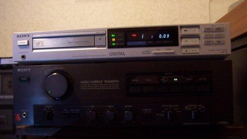 Sony CDP-40 cd játszó