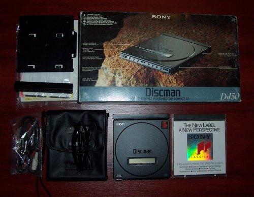 Sony Discman D-J50
