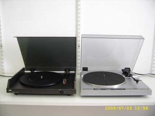 NAD 5120 - YAMAHA P-500