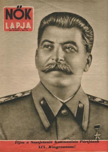 Nők Lapja Sztálin