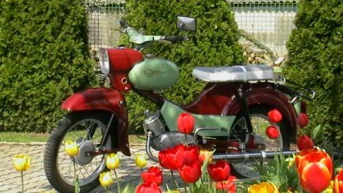 Simson Star motorkerékpár