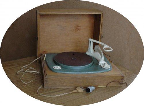 Supraphon( MD 1) lemezjátszó