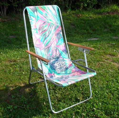 Camping szék