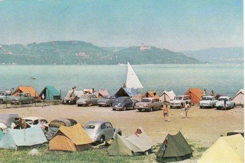 Zamárdi autós camping