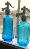 Szódás üveg gyűjtemény