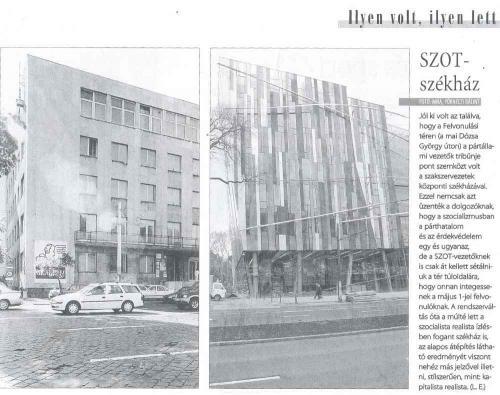 SZOT székház / ING bank