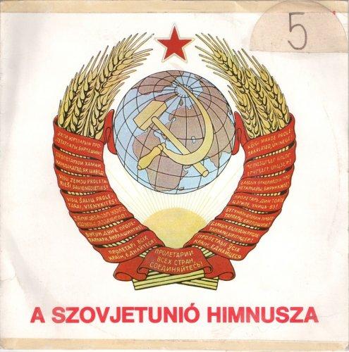 Szovjetunió himnusza kislemez