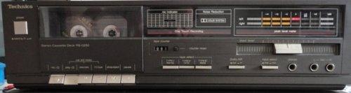 Technics RS-D250