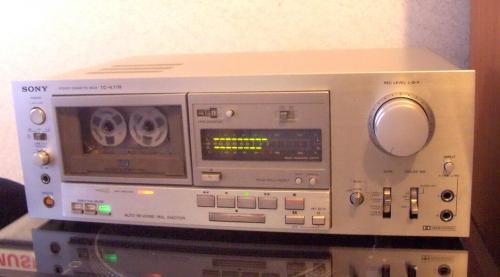 Sony TCK-77R odavissza játszós deck