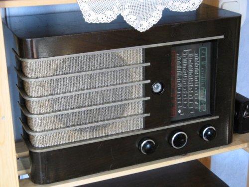 Telefunken rádió -  538W