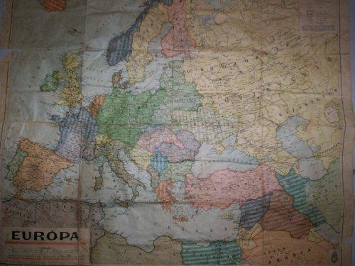 Térkép 1941-ből