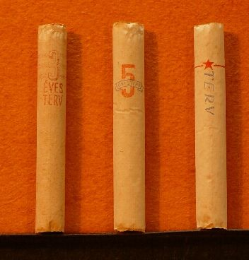 Terv cigaretták