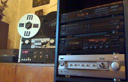 old hi-fi 1982-1999