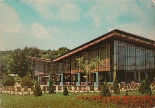 Tihany Motel Étterem