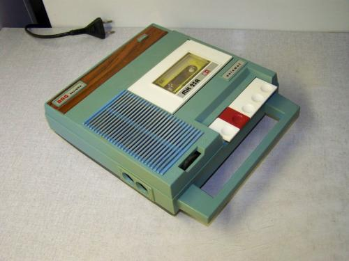 BRG MK 25a magnetofon kék