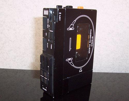 Sony Walkman TPS-L2 klón