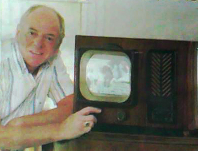 Pye B16 T Televízió