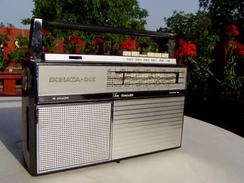 Sonata 201 rádió